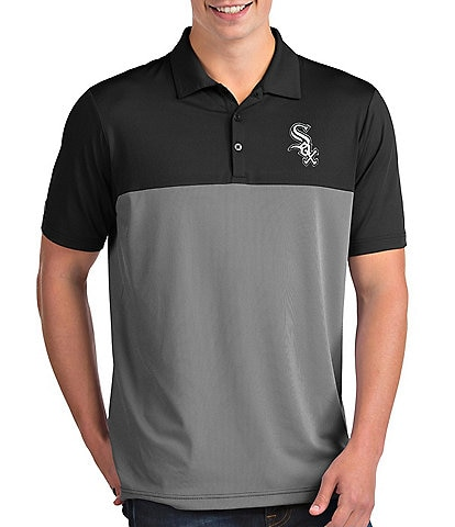 Antigua MLB American League Venture Short-Sleeve Polo Shirt