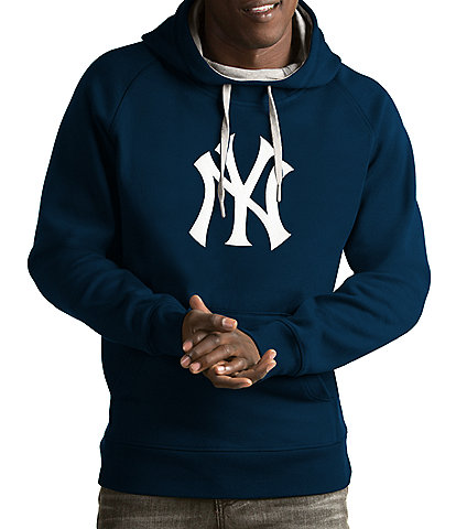 Antigua MLB Victory Pullover Long-Sleeve Hoodie