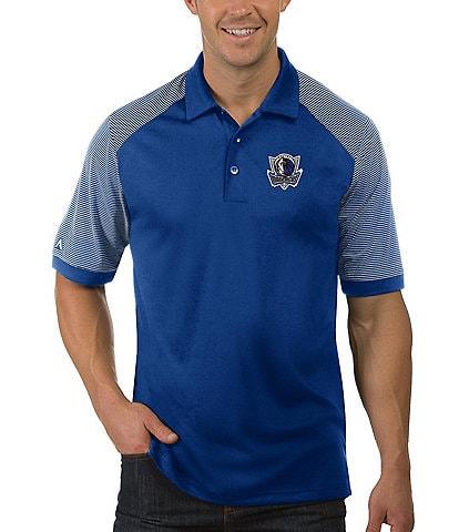 Antigua NBA Engage Short-Sleeve Polo Shirt