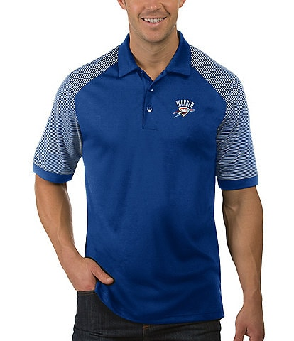 Antigua NBA Engage Short-Sleeve Polo Shirt