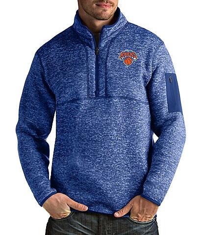 Antigua NBA Fortune Quarter-Zip Pullover