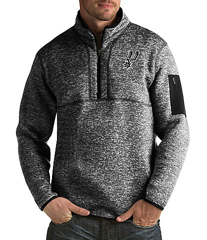 Antigua NBA Fortune Quarter-Zip Pullover