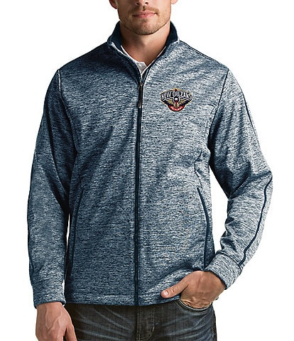 Antigua NBA Golf Full-Zip Jacket