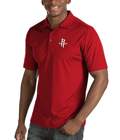 Antigua NBA Inspire Short-Sleeve Polo Shirt