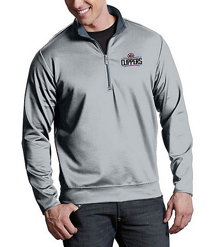 Antigua NBA Leader Quarter-Zip Pullover