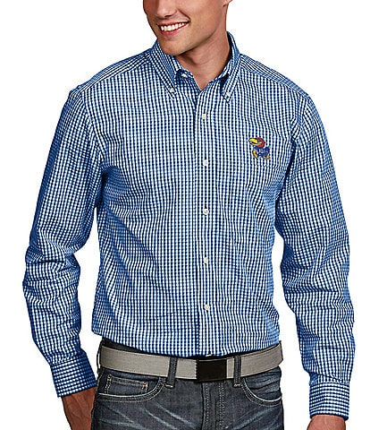 Antigua NCAA Associate Long-Sleeve Woven Shirt