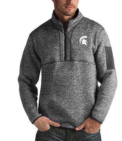 Antigua NCAA Fortune Quarter-Zip Pullover