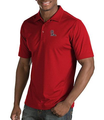 Antigua NCAA Inspire Short-Sleeve Polo Shirt