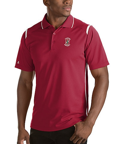 Antigua NCAA Merit Short-Sleeve Polo Shirt
