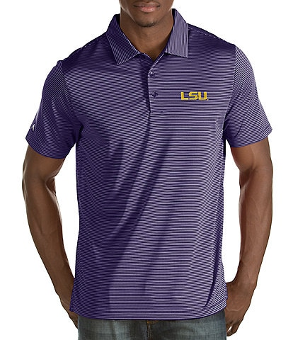 Antigua NCAA Quest Short-Sleeve Polo Shirt
