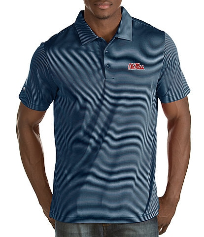 Antigua NCAA Quest Short-Sleeve Polo Shirt