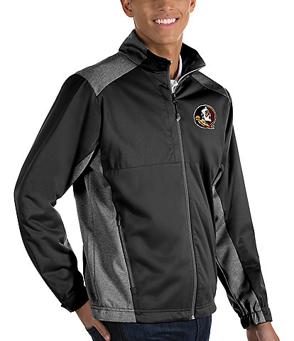 Antigua NCAA Revolve Full-Zip Waterproof Jacket