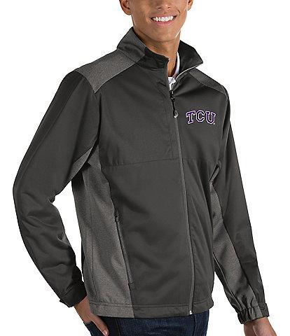 Antigua NCAA Revolve Full-Zip Waterproof Jacket
