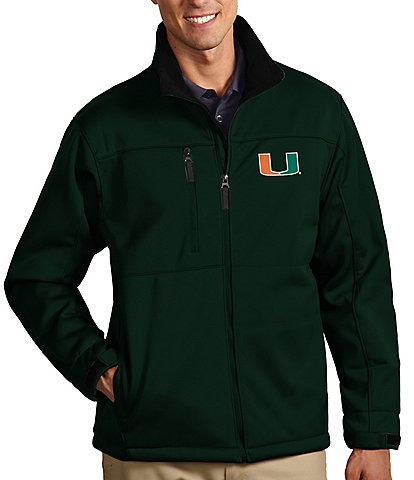 Antigua NCAA Traverse Water-Resistant Full-Zip Jacket