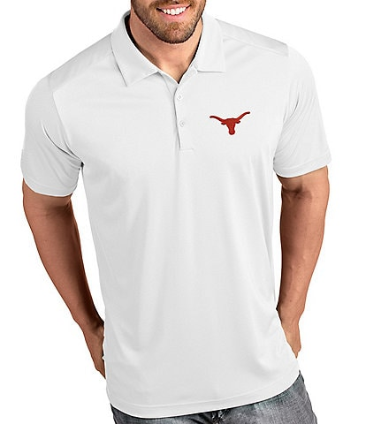 Antigua NCAA Tribute Short-Sleeve Polo Shirt