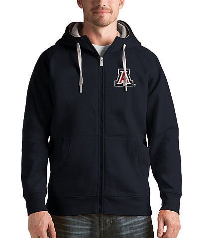 Antigua NCAA Victory Full-Zip Hooded Jacket