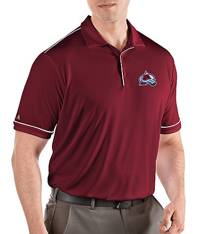 Antigua NHL Salute Short-Sleeve Polo Shirt