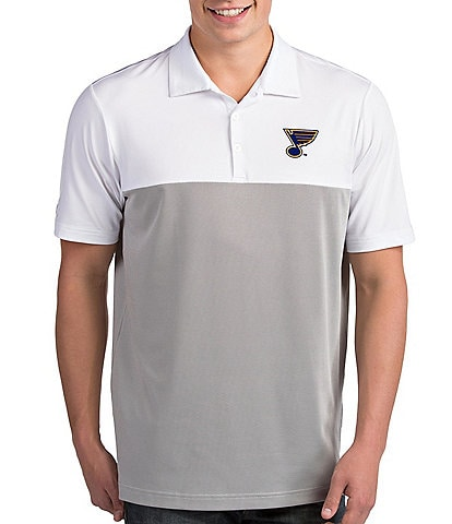 Antigua NHL Venture Short-Sleeve Polo Shirt