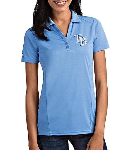 Antigua Women's MLB Tribute Short-Sleeve Polo Shirt