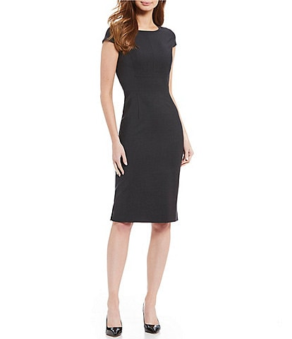 Antonio Melani Avery Wool Sheath Dress