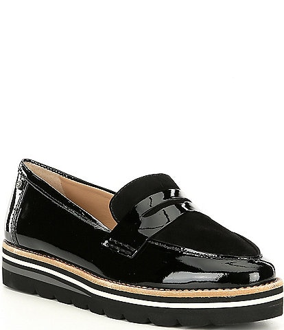 Antonio Melani Bradlie Patent Leather Loafers