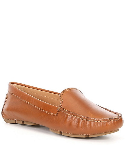 Antonio Melani Colbert Leather Moccasins