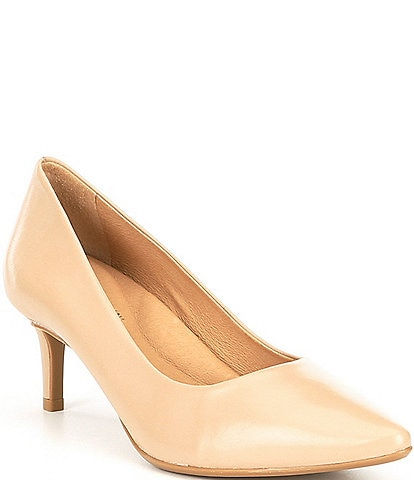 Antonio Melani Elynda Leather Pumps