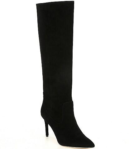 Antonio Melani Hendri Suede Tall Shaft Boots