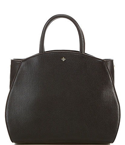 Antonio Melani Holden Top Zip Satchel Bag