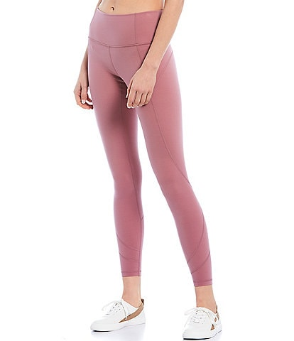 Antonio Melani Inspire 28#double; High-Tech Interlock Knit 4-Way Stretch Hidden Waistband Pocket Legging