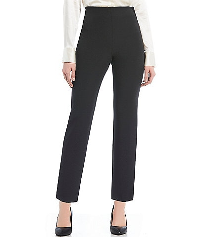 Antonio Melani Izzy High Waist Straight Ankle Pant