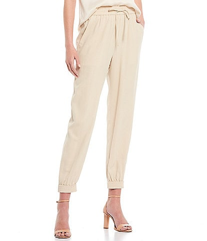 Antonio Melani Josie Washable Silk Joggers