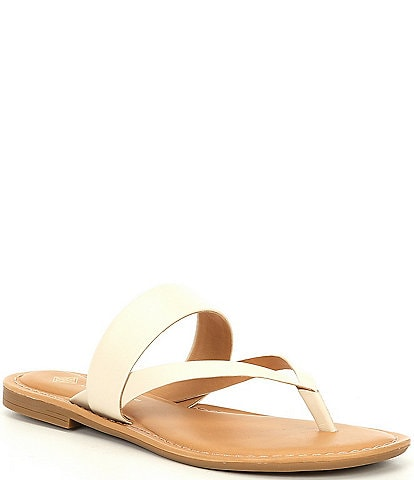Antonio Melani Lanessa Banded Thong Sandals