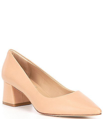 Antonio Melani Laural Leather Pumps
