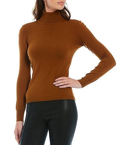 Antonio Melani Long Sleeve Turtleneck Aela Sweater