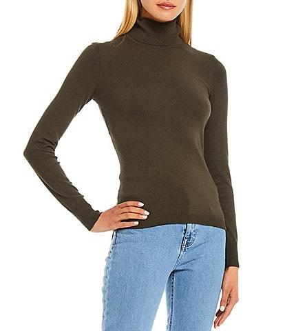 Antonio Melani Aela Long Sleeve Turtleneck Sweater