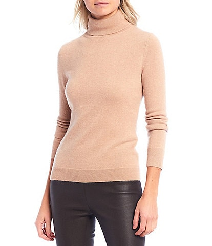 Antonio Melani Luxury Collection Monica Cashmere Turtle Neck Sweater