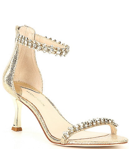 Antonio Melani Madalyn Embellished Dress Sandals