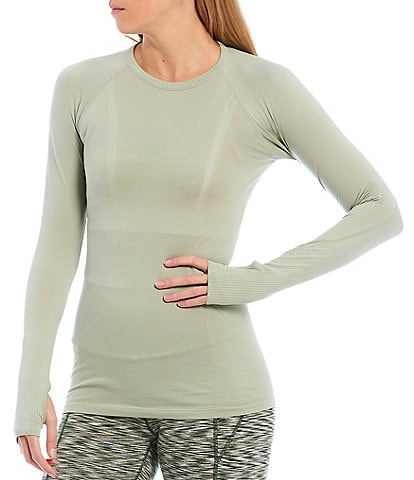 Antonio Melani Mantra Long Sleeve 4-Way Stretch Light Weight Top