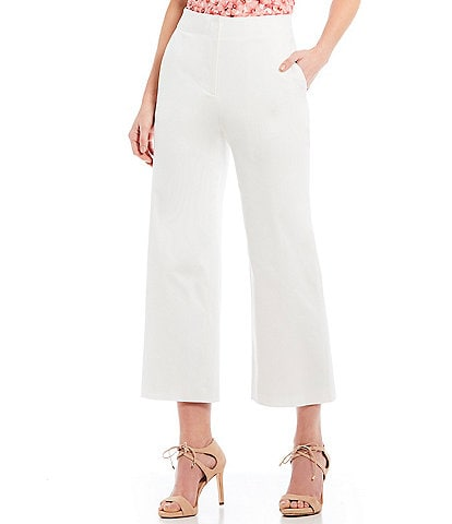 Antonio Melani Maria Cropped Wide Leg Pants