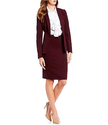 Women S Work Suits Dillard S