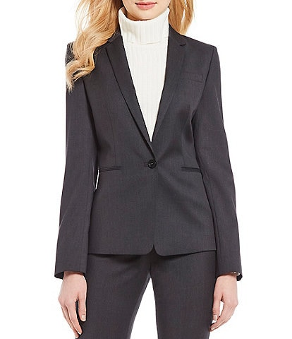 Antonio Melani Made with Loro Piana Fabric Nicole Blazer Jacket