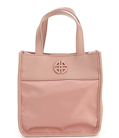 Antonio Melani Nylon Satchel Bag