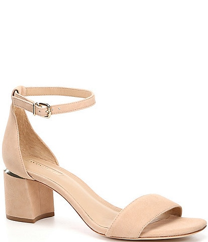 Antonio Melani Odella Suede Dress Sandals