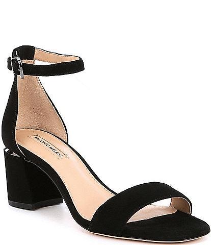 Antonio Melani Odella Suede Dress Sandals