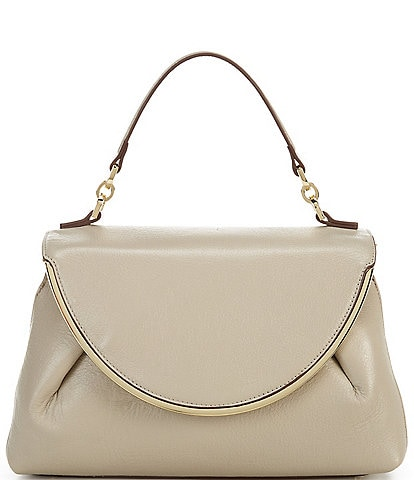 Antonio Melani Pearla Leather Satchel Bag