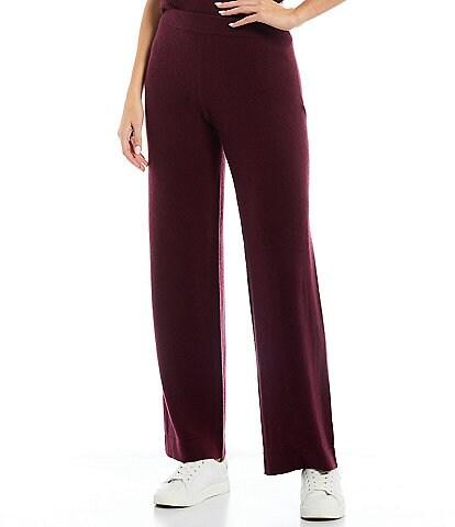 Antonio Melani Nicole Pull-On Coordinating Cashmere Pants