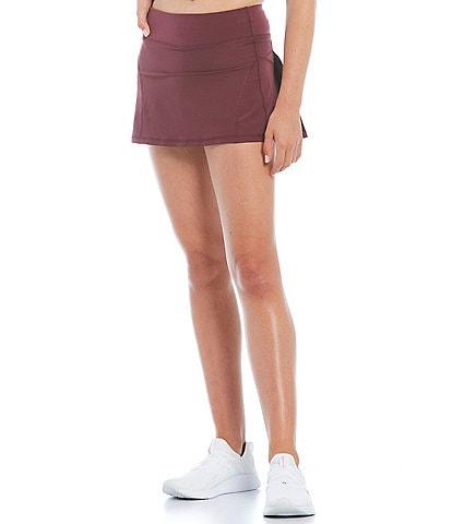 Antonio Melani Relaxed Stretch Mid-Rise Mini Match Tennis Skirt