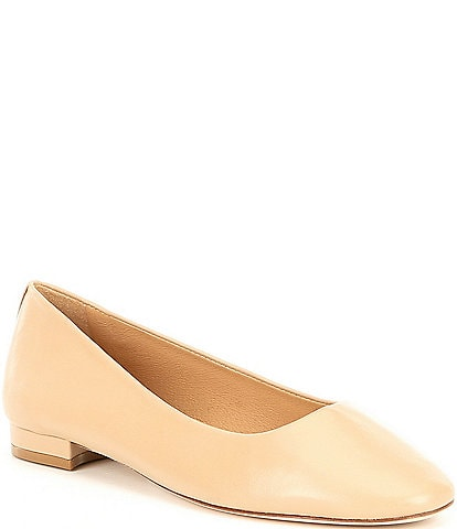 Antonio Melani Vintal Leather Casual Flats