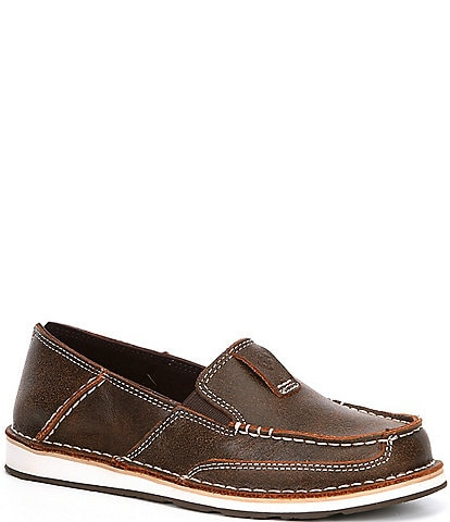 Ariat Cruiser Leather Slip On Shoes